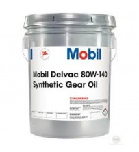 MOBIL DELVAC SYNTHETIC GEAR OIL 80-140